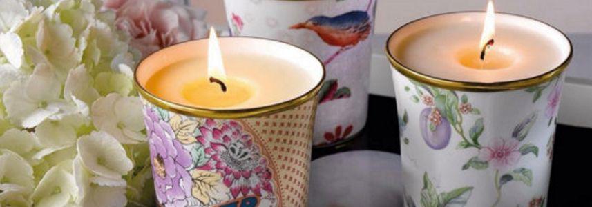 Дифузери и ароматни свещи