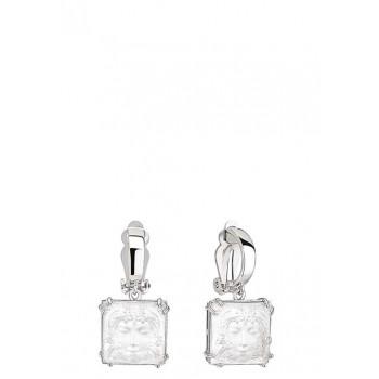 Lalique Arethus Кристални обеци