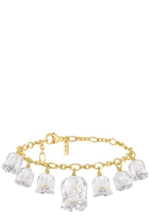Lalique дамска гривна Muguet