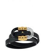 Lalique Дамска гривна 1927 Double Wrap Bracelet