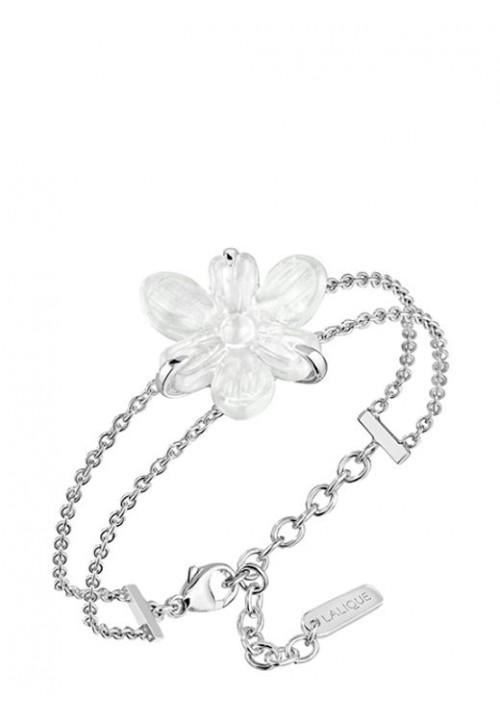 Lalique Дамска гривна Fleur de neige bracelet