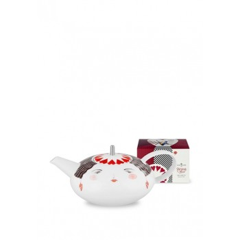 Vista Alegre чайник порцелан Тea with Alice