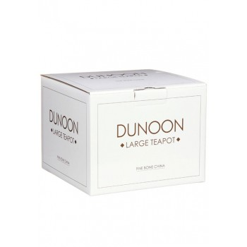 Чайник порцелан Dunoon Teapot Warm Hearts