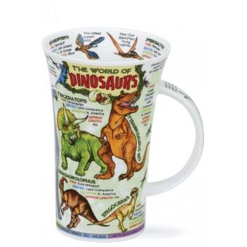 Dunoon World of dinosaurs голяма чаша с динозаври