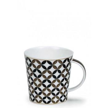 Порцеланова чаша Dunoon Cairngorm Medina Black