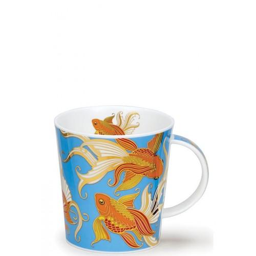 Порцеланова чаша Dunoon Les Poissons Light Blue