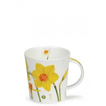 Английска порцеланова чаша Dunoon Narcissi