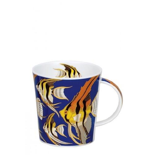 Порцеланова чаша Dunoon Lomond Les Poissons Fish
