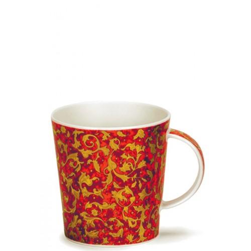 Порцеланова чаша Dunoon Lomond Mantua Red