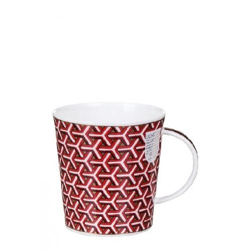 Порцеланова чаша Dunoon Lomond Samarkand Burgundy