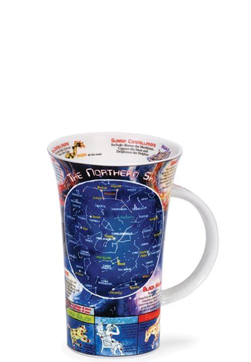 Порцеланова чаша Енциклопедична Dunoon Glencoe Night Sky