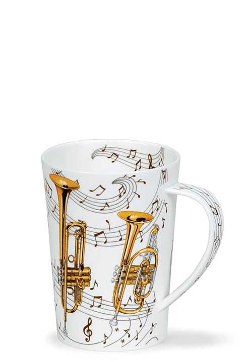 Порцеланова чаша Dunoon Argyll Trumpet