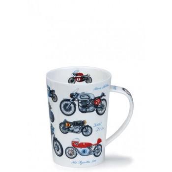 Порцеланова чаша Dunoon Argyll Motorsport Bikes