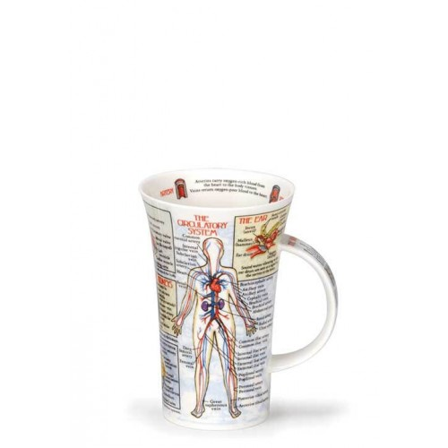 Порцеланова чаша Енциклопедична Dunoon Bodyworks