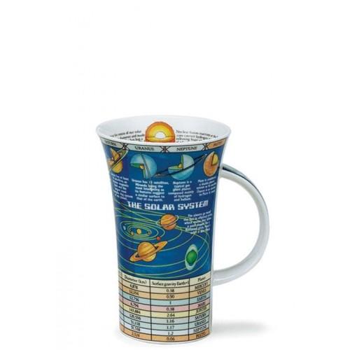 Порцеланова чаша Енциклопедична Dunoon Glencoe Solar System