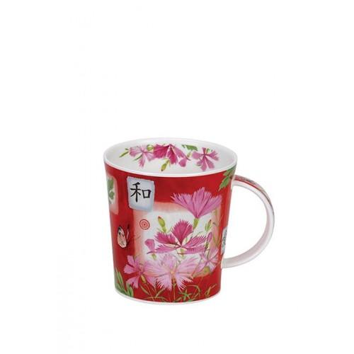 Порцеланова чаша Dunoon Lomond Akari Flower