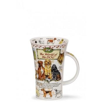 Порцеланова чаша Wolrd of the Dog с кучета