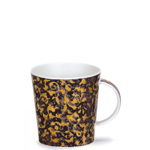 Порцеланова чаша Dunoon Lomond Mantua Black