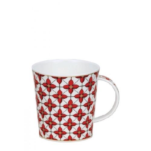 Порцеланова чаша Dunoon Lomond Samarkand Red