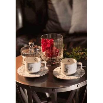 Vista Alegre Noel чашкa § чинийкa за кафе