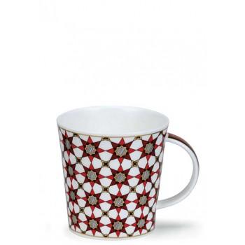 Порцеланова чаша Dunoon Cairngorm Medina Red Star
