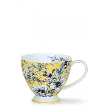 Порцеланова чаша Dunoon Umbria Yellow