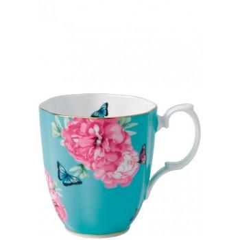 Royal Albert Порцеланова чаша Miranda Kerr Mug Turquoise