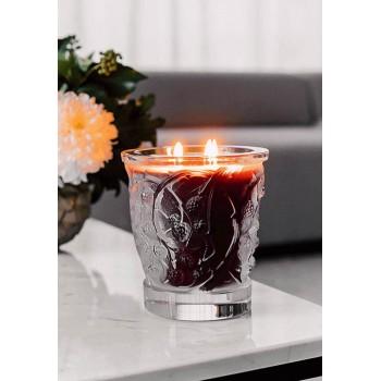 Lalique Epines Кристална ваза свещ