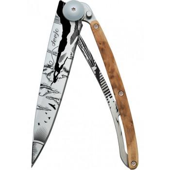 Сгъваем нож модел TATTOO CLIMBING