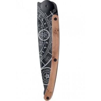 Сгъваем нож модел TATTOO ESOTERIC