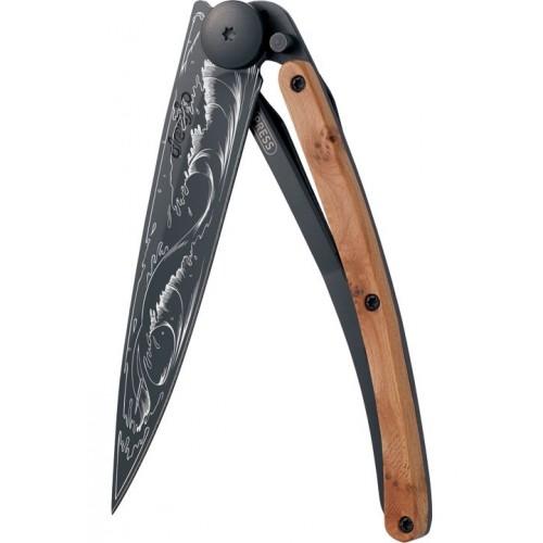 Сгъваем нож модел TATTOO WAVE