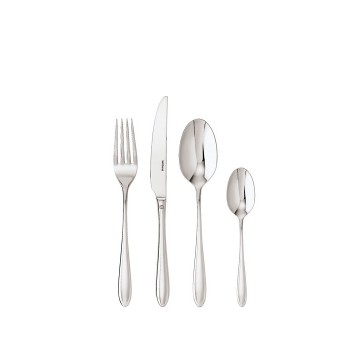 Сребърни прибори за хранене Dream за 6 души