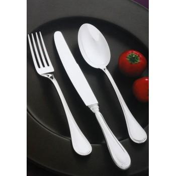 Сребърни прибори за хранене Elegance от 3 части - детски