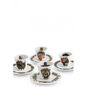 Сет 4 чаши за кафе Love Who You Want от Кристиан Лакроа за Vista Alegre