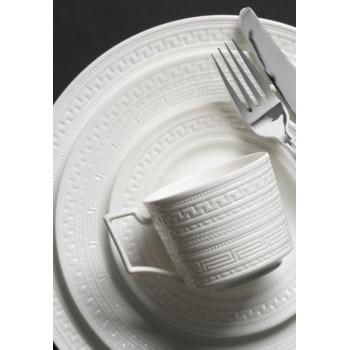 Сервиз за хранене костен порцелан Wedgwood Intaglio за 6 души