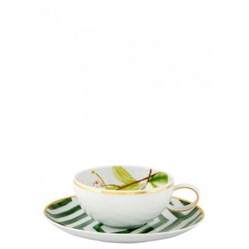 Vista Alegre Amazōnia Луксозни чаши за чай 2 броя
