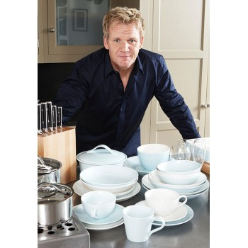 Royal Douton Gordon Ramsay сервиз за хранене за 6 души