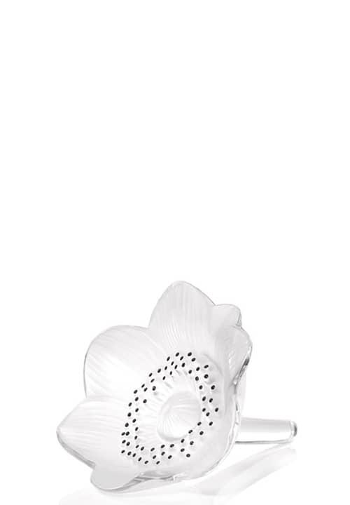 Статуетка Lalique Anemone френски кристал